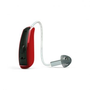 Receiver-in-canal (RIC) hearing aid
