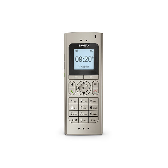 Phonak DECT II Cordless Phone